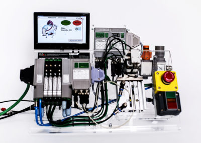 Advanced PLC with HMI
