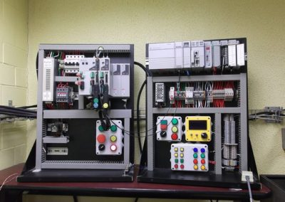 Advanced PLC with PROFIBUS Communication and Networking