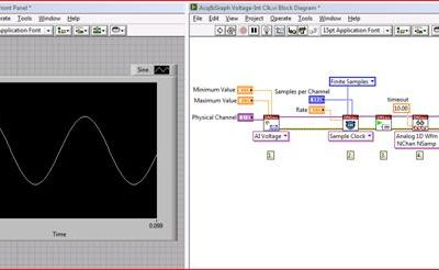 Introduction to Data Acquisition and Measurements with LabVIEW